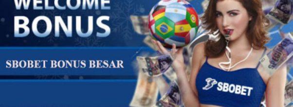 Promo Bonus Judi Bola Online di Sbobet