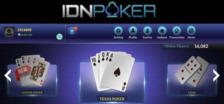 APK IDN Poker, Solusi Terbaik Buat Player yang Sering Berpergian