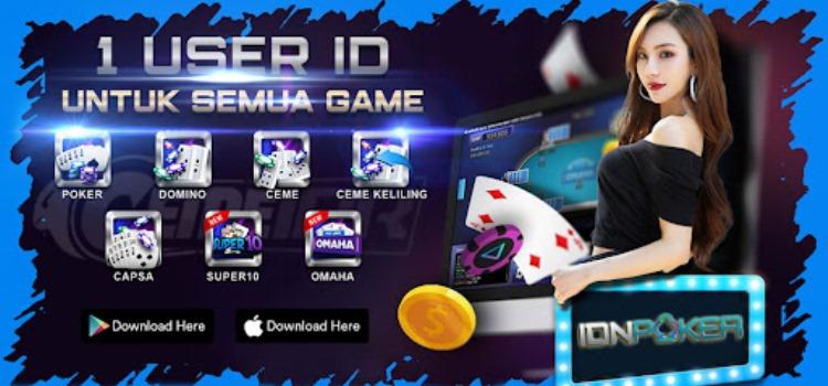Situs IDN Poker Menyediakan Layanan Bermain Poker Memuaskan